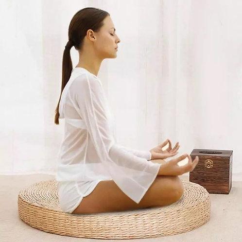 Cojín de meditación 🧘🏻♀️