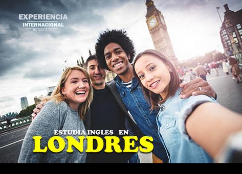 Estudia en Londres