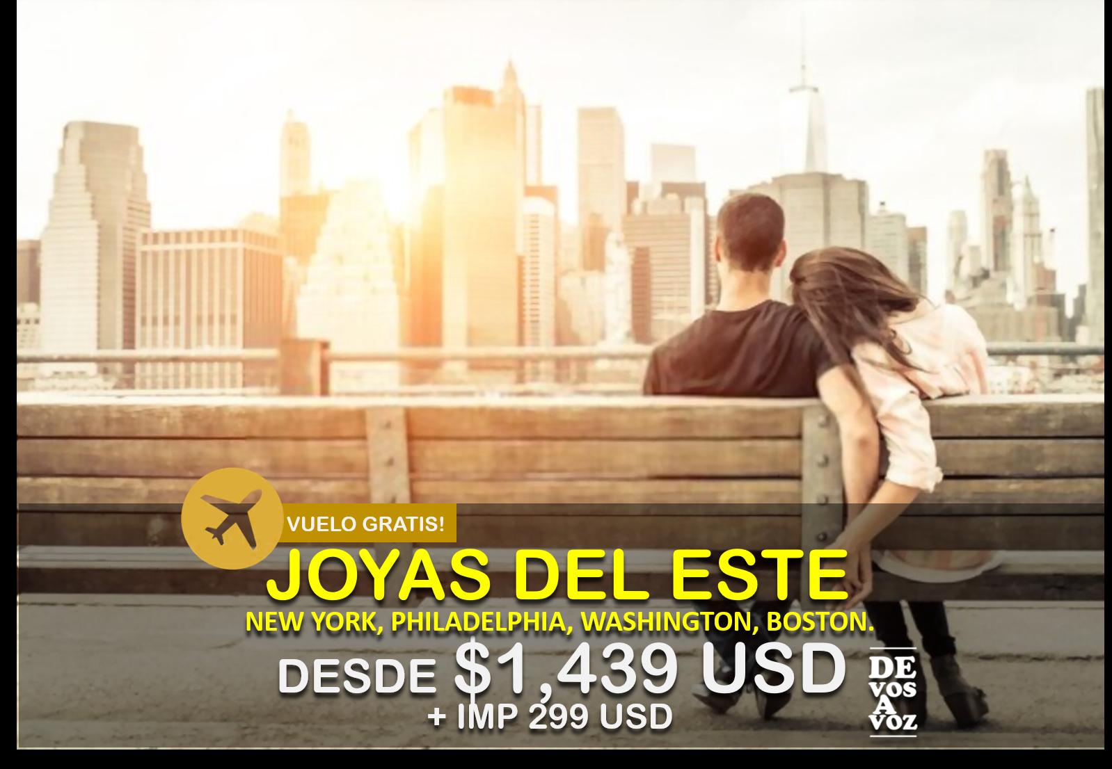 JOYAS DEL ESTE