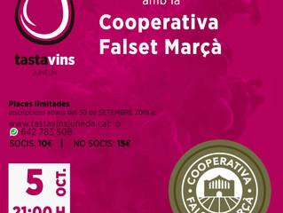 Tast Cooperativa Falset i Marçà