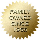 Family Owned Since 1965