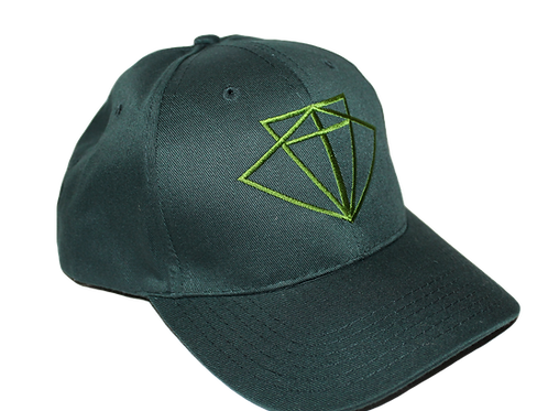 Recycled Baseball cap - Earth