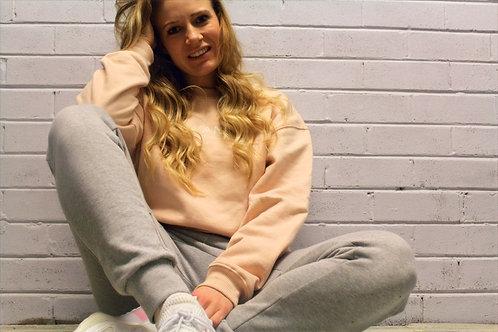 Avani- Active Sweater -Pink