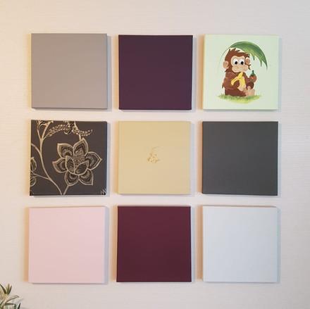 Spezialanfertigung Bilder Kinderzimmer