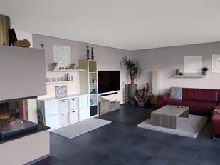 Visualisierung Wohnzimmer 1