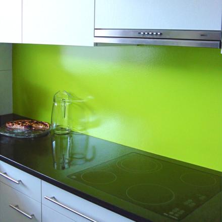 Spritzschutz Küche Malerarbeiten