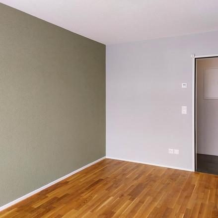 Malerarbeiten Schlafzimmer