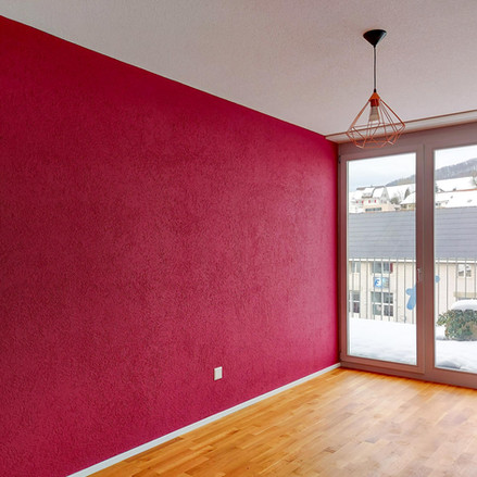 Malerarbeiten Innenraum
