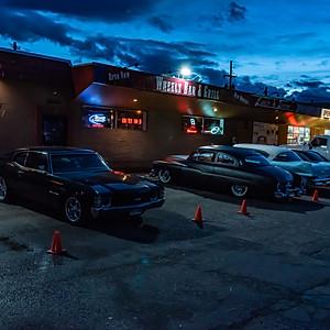 Wheelz Bar & Grill hosts Blacktop Vixens CC with special guest Scott Brown