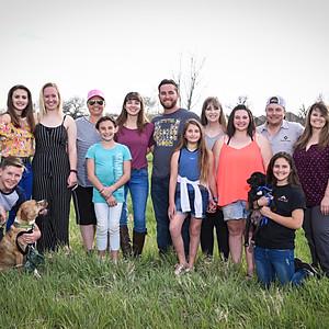 Spring 2019 Family Shoot