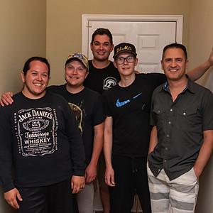 Rodriguez Family BBQ 2018