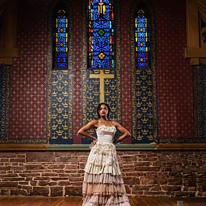 Asha A.N. at The Church