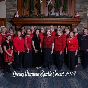 Greeley Harmonix Sparkle Concert