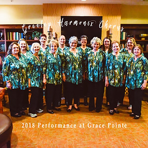 Greeley Harmonix Chorus at Grace Pointe