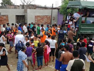 Help Our Peruvian Friends of IDESI Grau in Piura