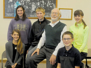 Youth Raises $1000 to Invest