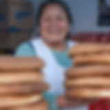 Delia, Microfinance Borrower in Peru wit