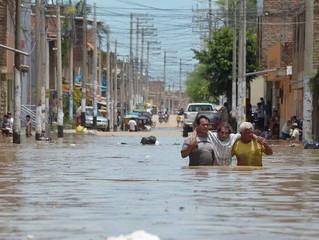 Peruvians Face Record Floods