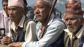 Tuppar och jeepfärd i Nepal