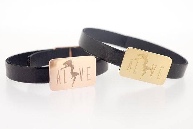 ALIVE - ID Bracelet