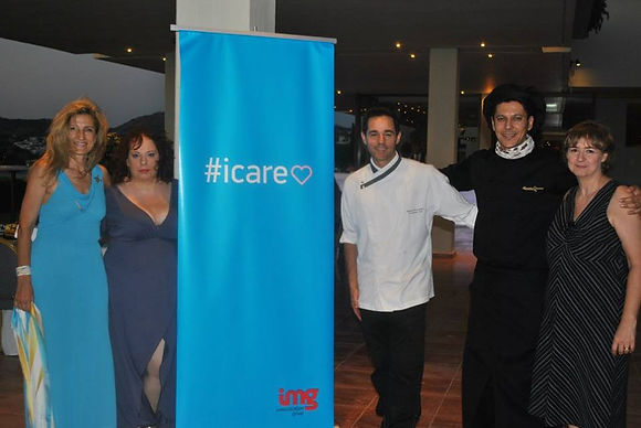 Summer Party for iCare