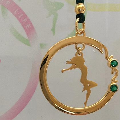 Circle of Life Lucky Charm Pendant