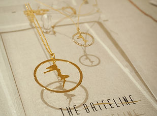 """You and The Circle of Life"" Pendants by THE BRITELINE®"
