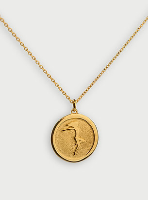 You and The Circle of Life Pendant - Coin