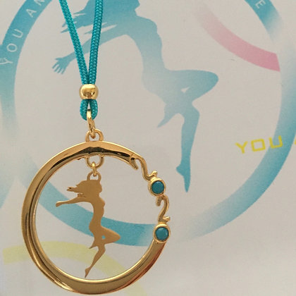 Circle of Life Lucky Charm Pendant