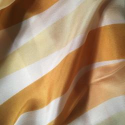 Rays and Waves Silk Shawl
