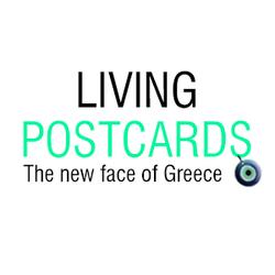 Christina Charokopou: Interview in  https://www.living-postcards.com