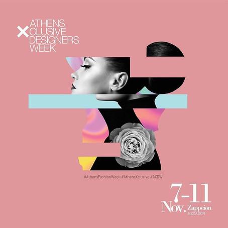 26th Athens Exclusive Designers Week