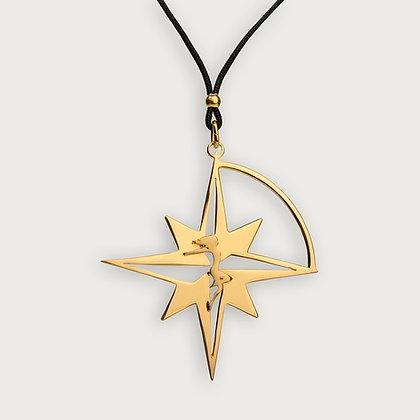Compass Star pendant