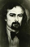 Портрет Юрия Шерлинга - Худ. Илья Глазун
