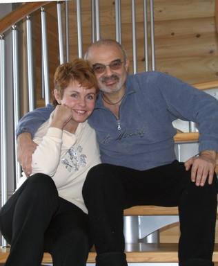 Олеся и Юрий Шерлинг Москва.JPG