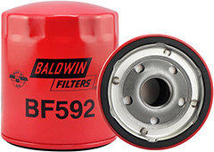 BF592 BALDWIN FSM4017  SN235