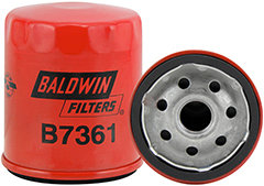 B7361 BALDWIN O/FILTER JCB 02/6
