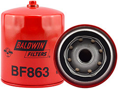 BF863 BALDWIN F/FILTER SN224