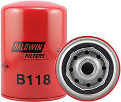 B118 BALDWIN OIL FILTER SP901