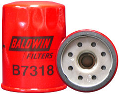 B7318 BALDWIN OIL FILTER T8307