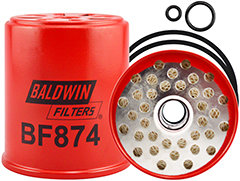 BF874 BALDWIN F/FILTER SN5002