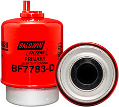 BF7783-D BALDWIN FUEL/WATER FILTER