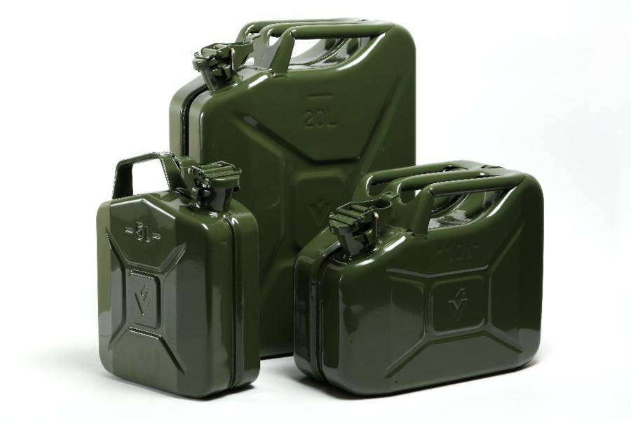 Jerry Cans Now In Stock