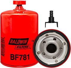 BF781 BALDWIN F/FILTER SN5034