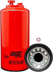 BF1274-SP BALDWIN FUEL WATER SEPARA