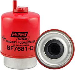 BF7681-D BALDWIN F/FIL  SP1245  SN