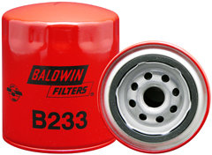B233 BALDWIN O/FILTER Z27A SP8