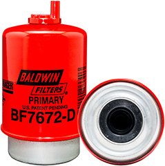 BF7672-D BALDWIN F/FILTER SN70137