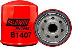 B1407 BALDWIN OIL FILTER Z25A