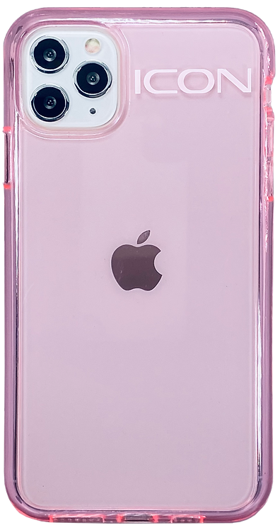 Pink Clear Drop Protection